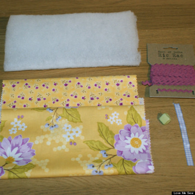 how to make a clutch bag 1