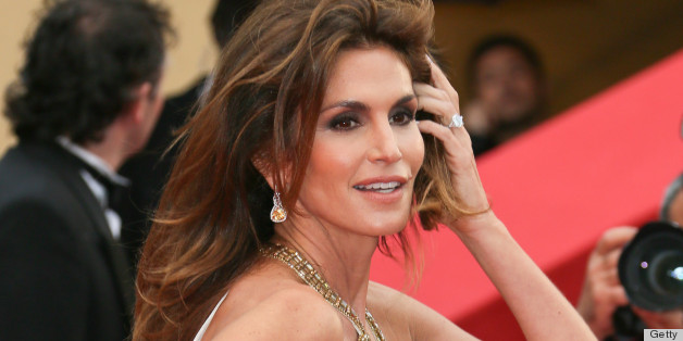 Cindy Crawford On Diet: Being 5 Pounds Lighter Would Cost Me Fun