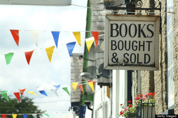 hay on wye bookshop