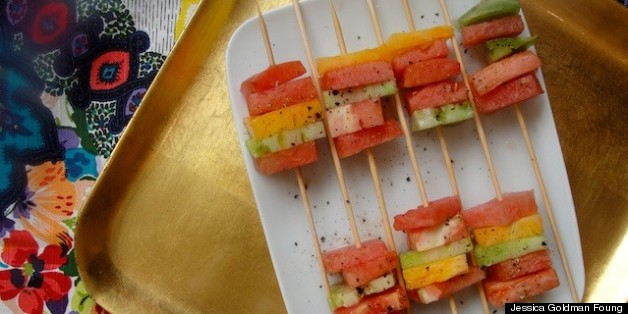 DIY BBQ for Special Diets