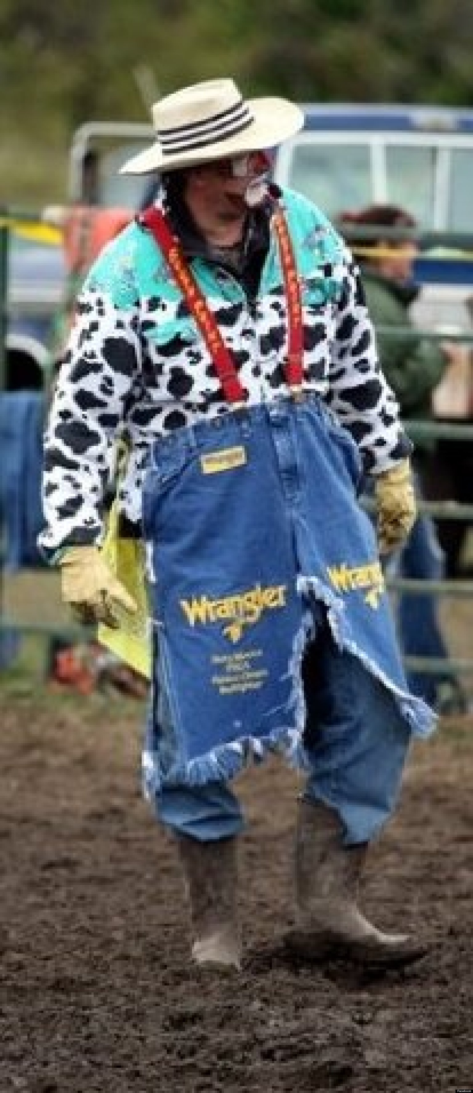 Rory Meeks Rodeo Clown Sentenced To 20 Years In Prison For Growing Marijuana In Iowa Farm Fields | HuffPost & Rory Meeks Rodeo Clown Sentenced To 20 Years In Prison For Growing ...