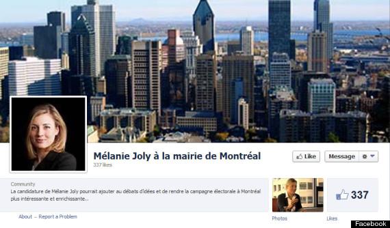 melanie joly facebook