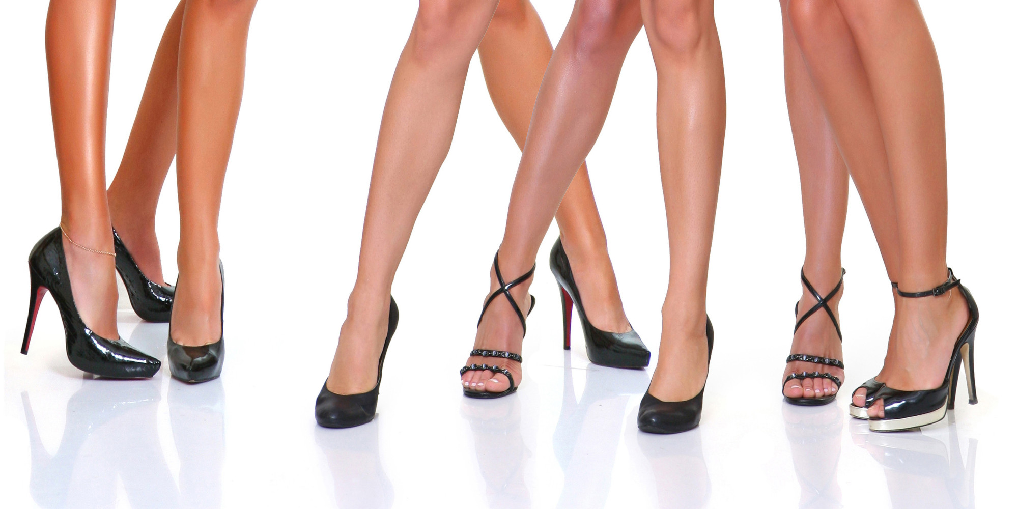 The Number Of Injuries Caused By High Heels Is On The Rise ...