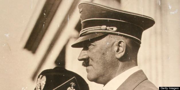 Hitler's troops took crystal meth to stay alert
