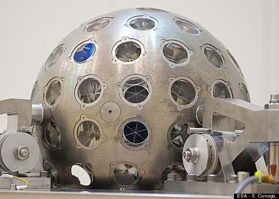 space disco ball
