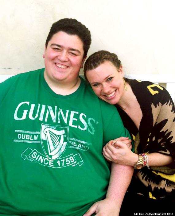 lizzie elsburg and fiance chris glasgow