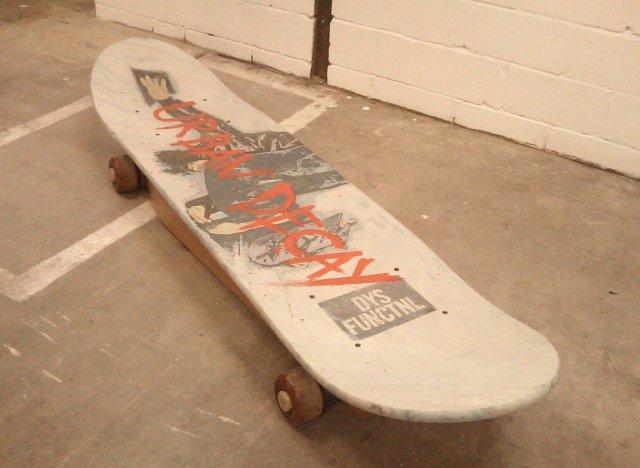 skateboard coffin