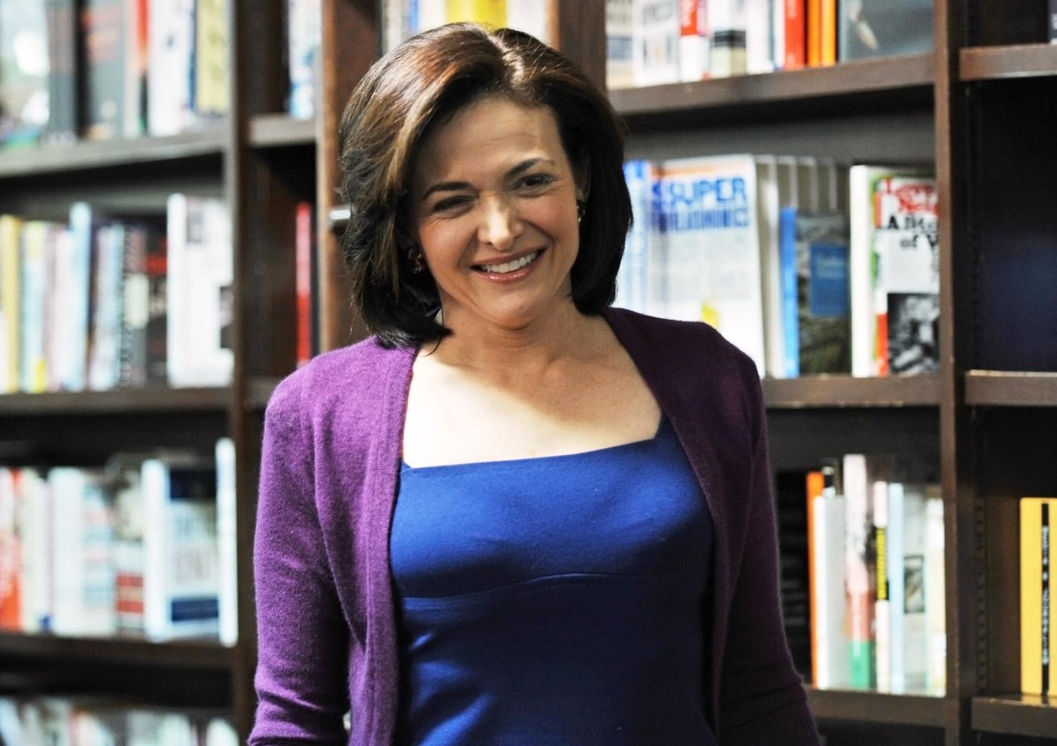 Sheryl Sandberg On Why We Have Too Few Women Leaders ... Sheryl Sandberg Photos