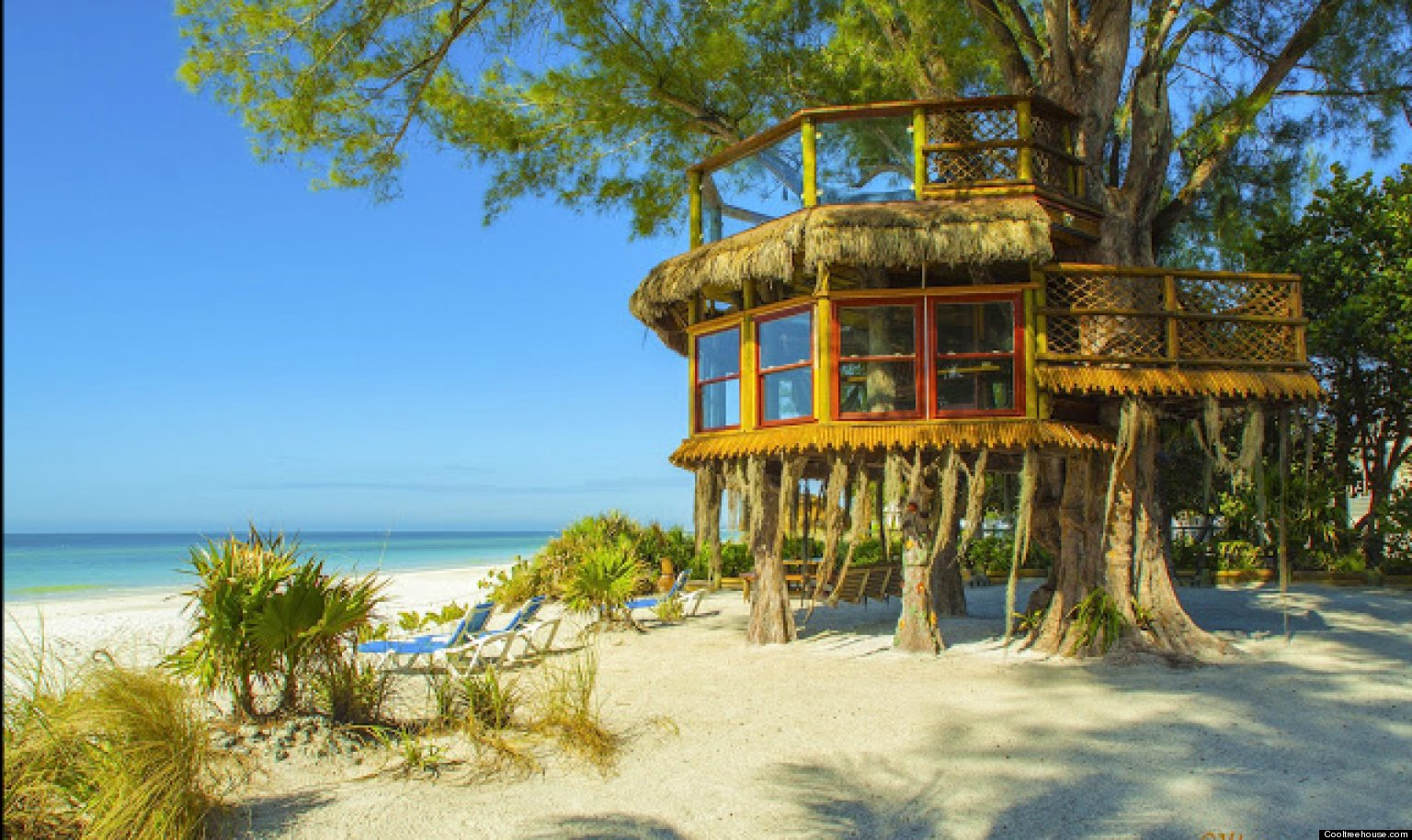 Tree House Rental Anna Maria Island