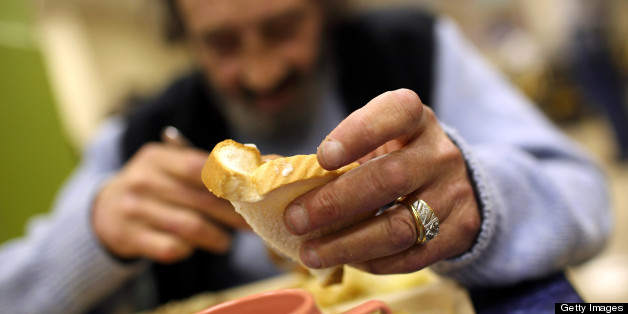 Genial Soup Kitchen Meals Too Fattening, Not Nutritious, Says New Study | HuffPost