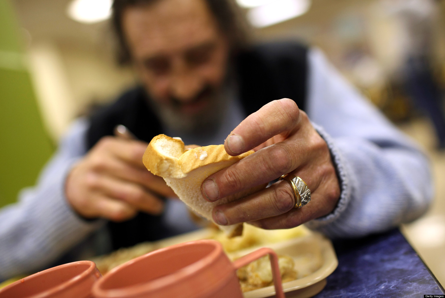 soup kitchen meals too fattening not nutritious says new study