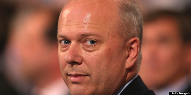Chris Grayling hit back at Labour's attack on his reforms