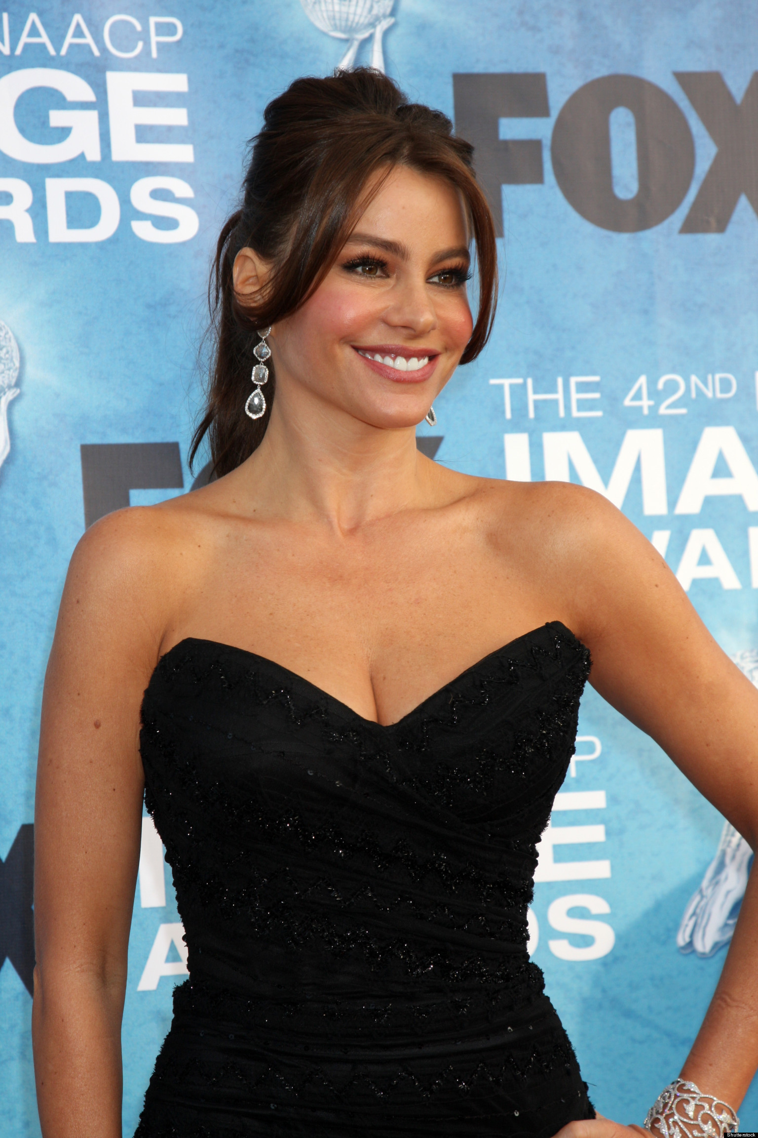 Sofia Vergara Opens Up About Her Breasts Video Huffpost