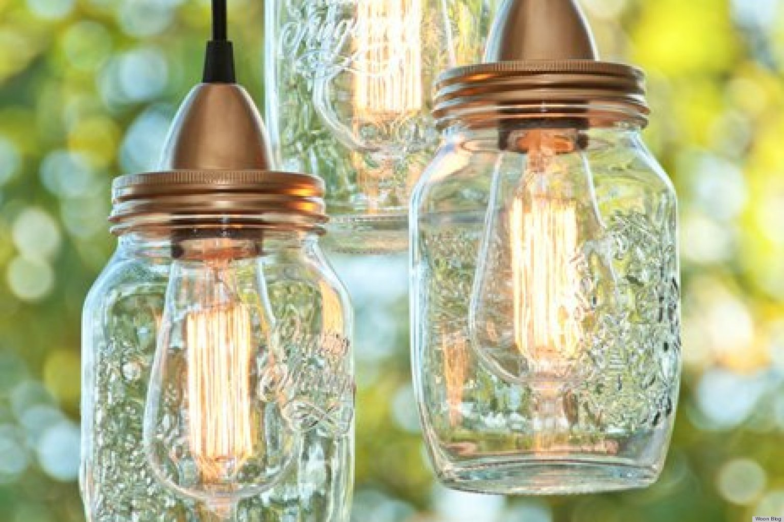 do it yourself lighting ideas. 7 DIY Outdoor Lighting Ideas To Illuminate Your Summer Nights (PHOTOS) | HuffPost Do It Yourself E