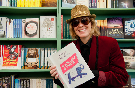 cerys matthews hook line and singer