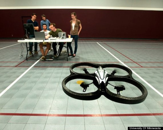 mind control helicopter