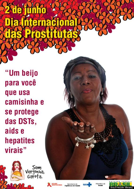 happy prostitute