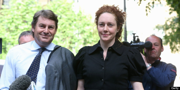 Rebekah Brooks denied five charges linked to the phone hacking scandal