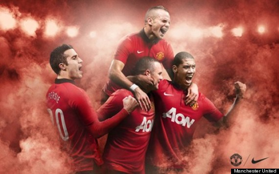 manchester united nike kit
