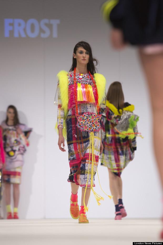demontfort graduate fashion week