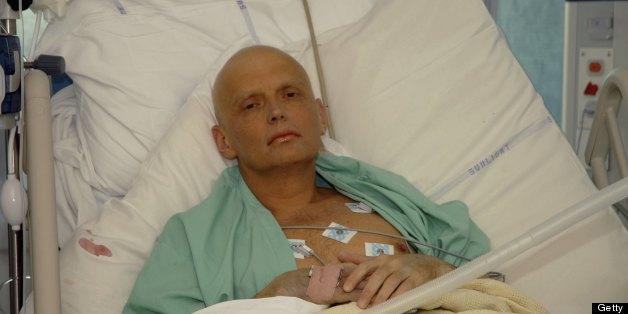 Alexander Litvinenko was poisoned by Polonium 210