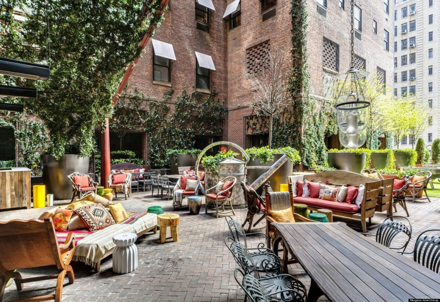 New York City Rooftops: The Trendiest Places To Drink And Dine Up High  (PHOTOS) | HuffPost