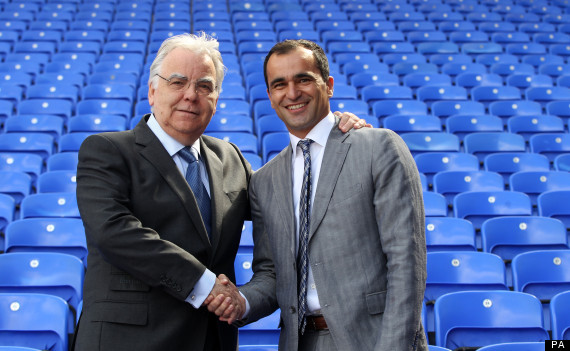 roberto martinez bill kenwright