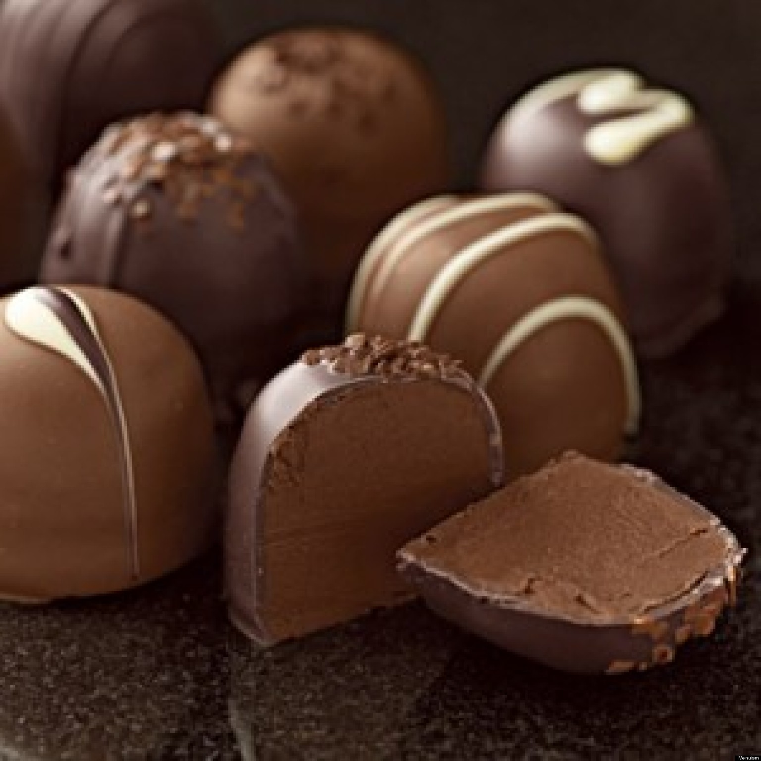 Will The Real Chocolate Truffle Please Stand Up