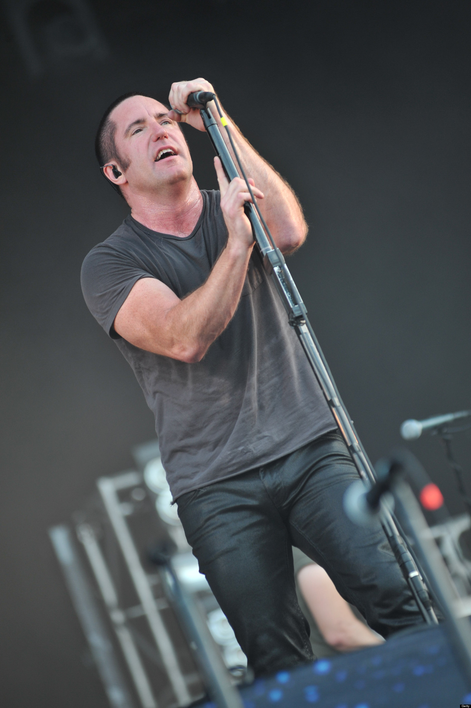 Nine Inch Nails\' \'Came Back Haunted\': Band Releases New Single ...