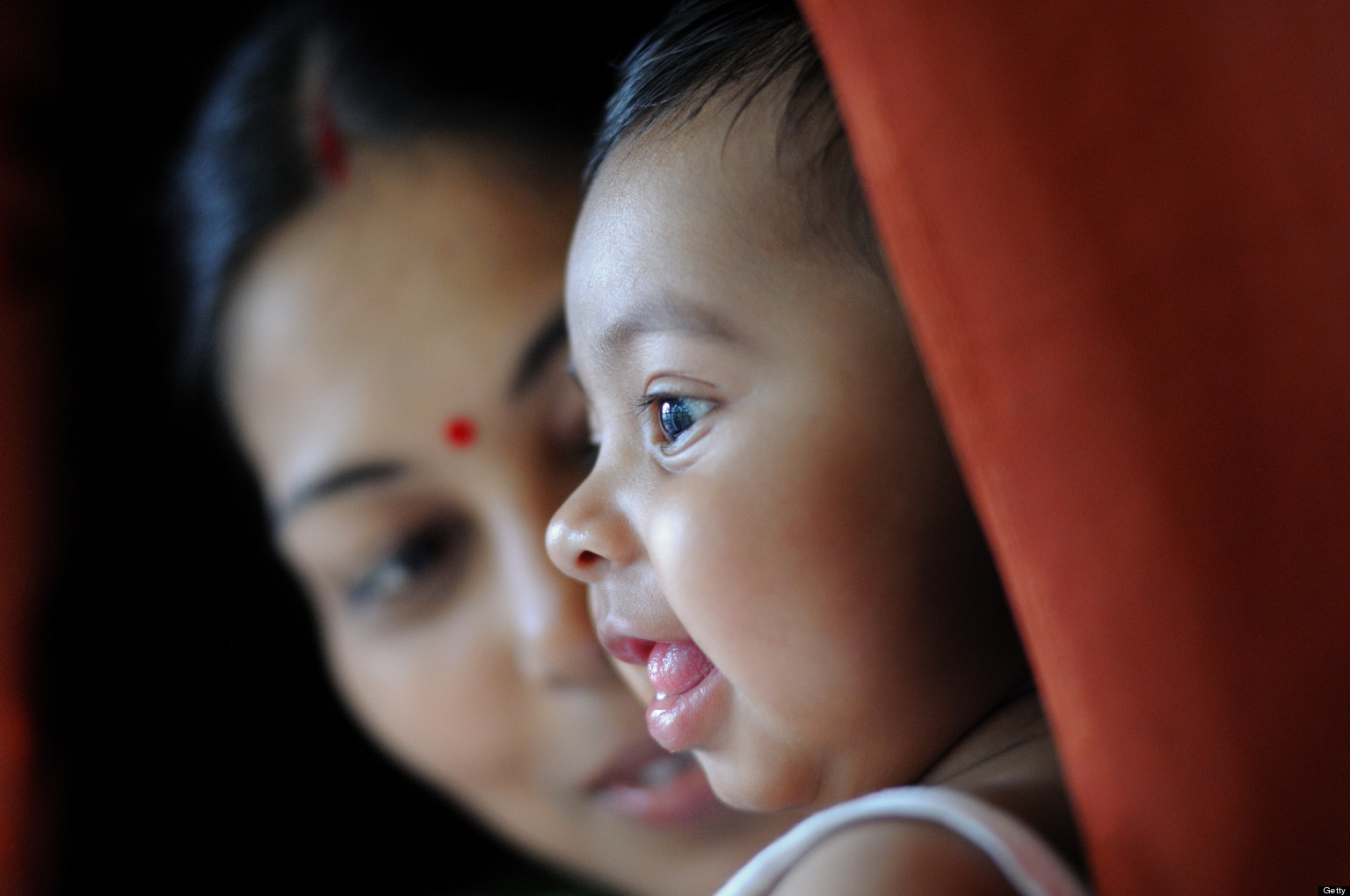 A Mother's Journey of Empowerment in India   HuffPost