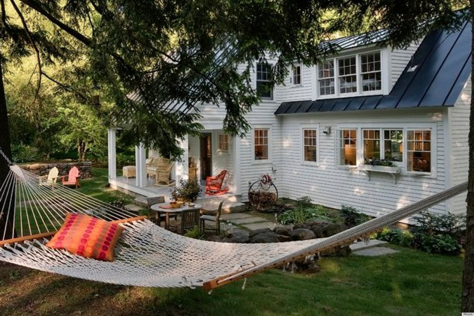 a guide to renovating your outdoor space huffpost