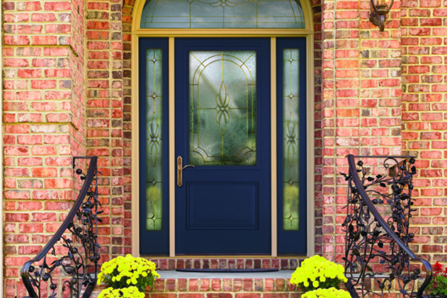 What Your Front Door Color Has To Say About Your Personality (PHOTOS) |  HuffPost