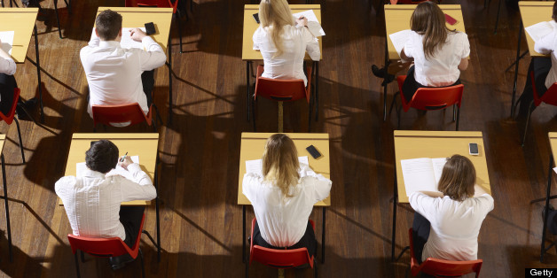GCSEs And A-Level Exam Marking 'Could Be Improved', Says Ofqual