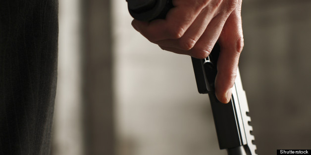 Ezekiel Gilbert admitted shooting Lenora Ivie Frago (file picture)
