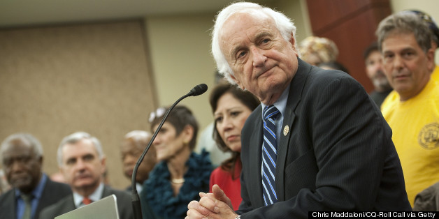 Sander Levin, Michigan Congressman, Will Live On Food Stamp Budget To Protest Cuts