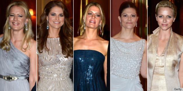 Swedish Princess' Wedding Weekend Underway At Pre-Nupitals Dinner (PHOTOS)
