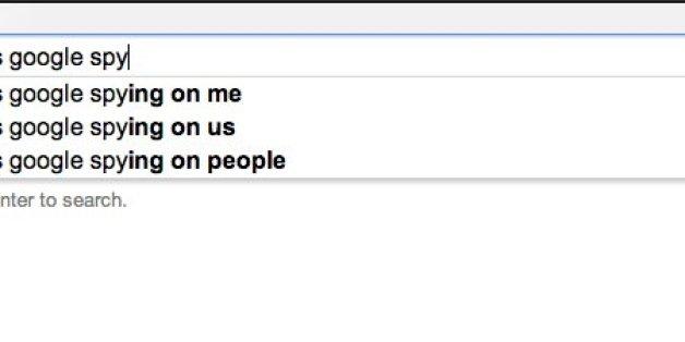 Google has denied all knowledge