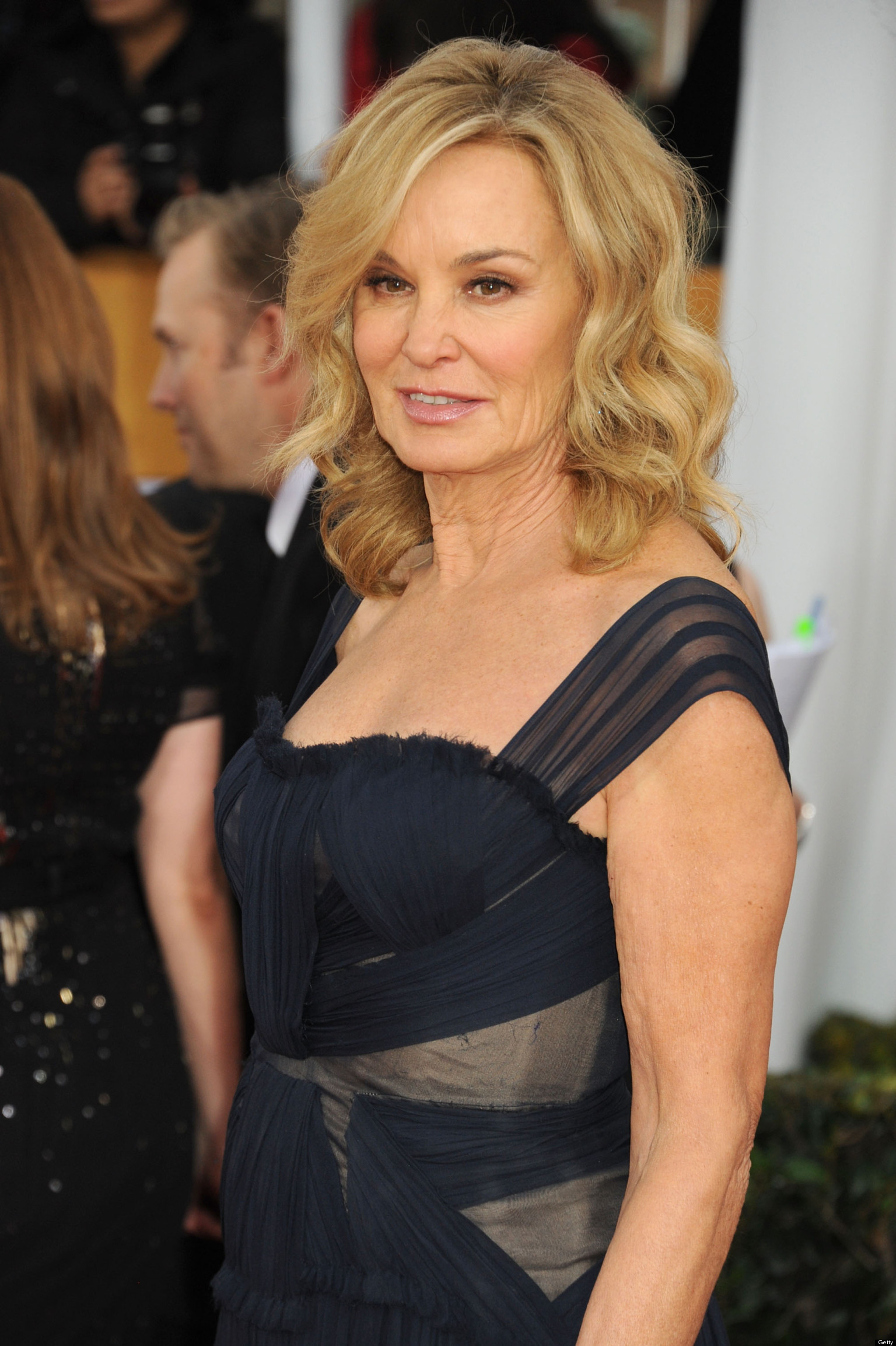 Jessica Lange Doesn't Watch 'American Horror Story' | HuffPost