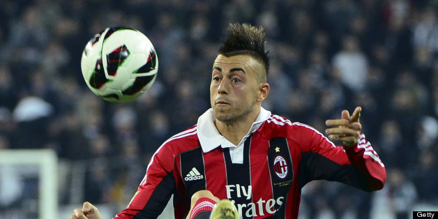 El Shaarawy only signed a new contract with Milan recently