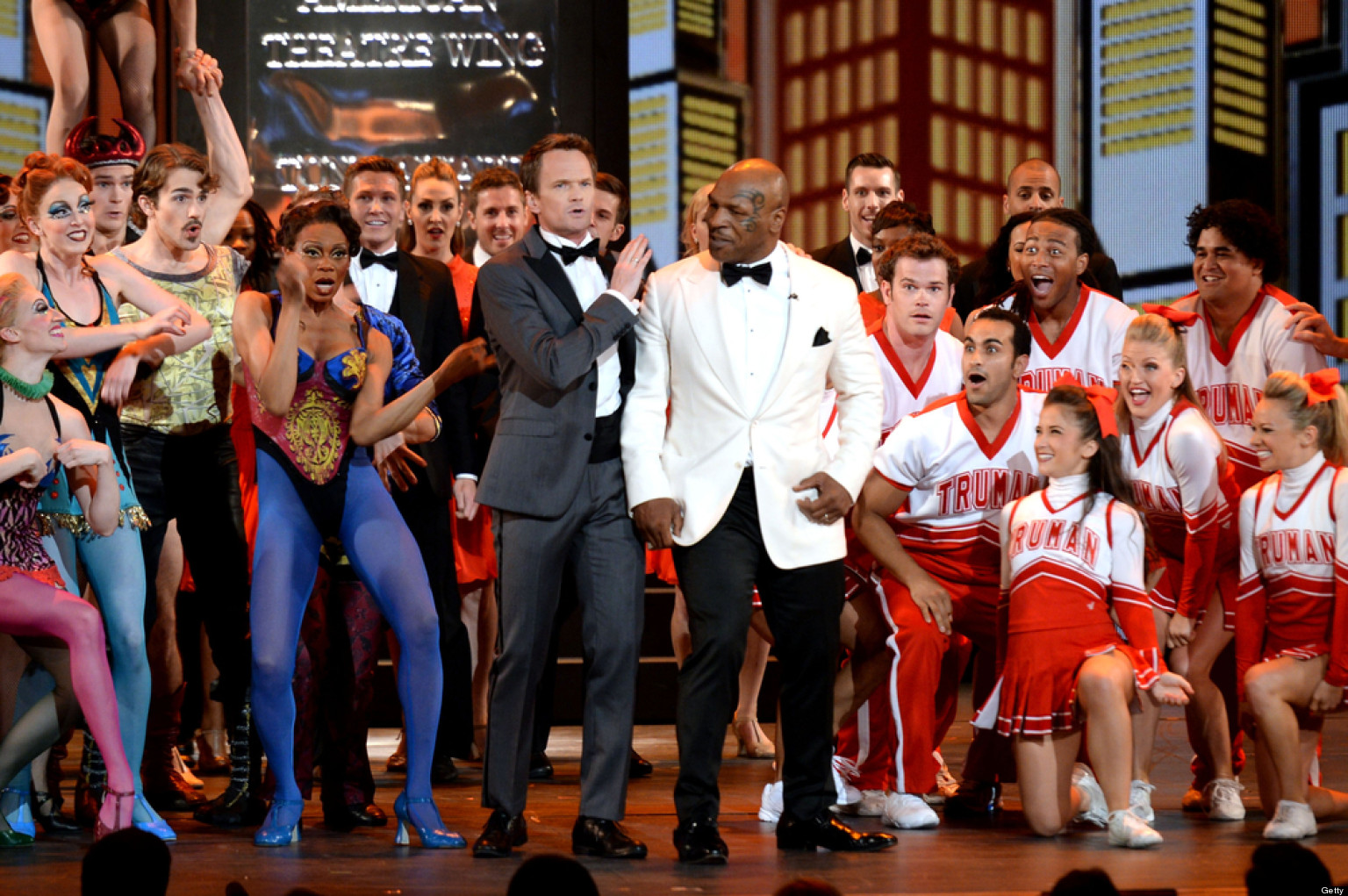 Best of the Tony Awards: Bigger with Neil Patrick Harris and Mike Tyson (2013 Opening Song)
