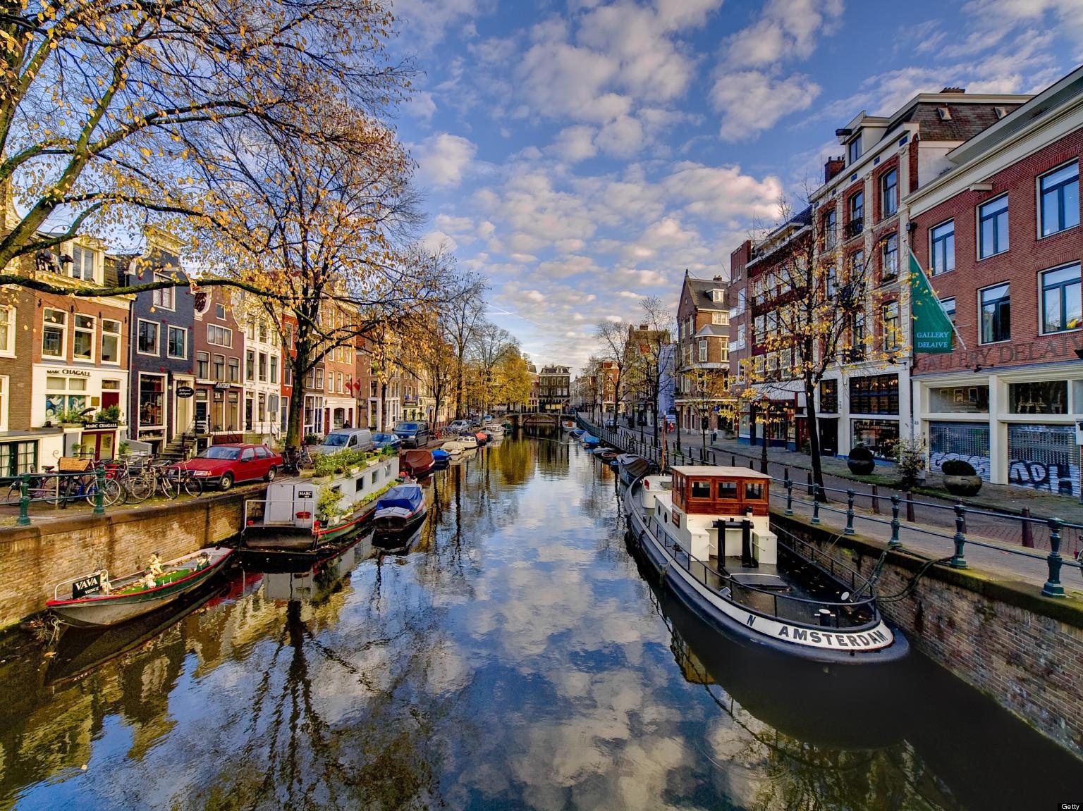 48 Hours Amsterdam Huffpost