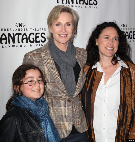 jane lynch lara embry