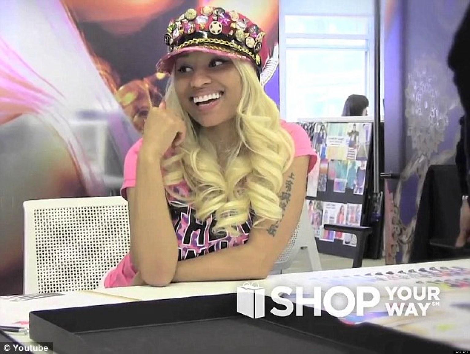 Nicki Minaj Kmart Clothing Line Is Crazier Than We