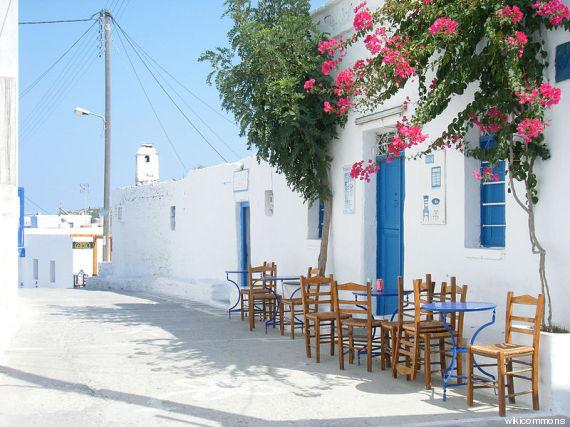 isole greche più belle e meno turistiche: piccole cicladi, ithaca