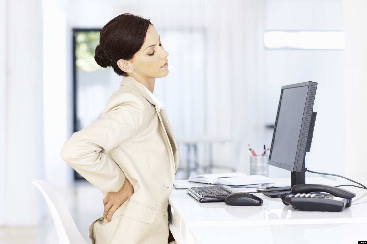 how to stop yawning at work