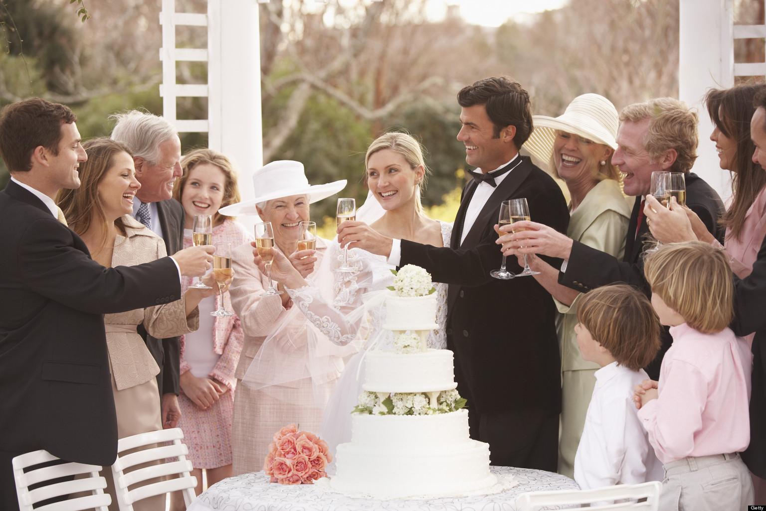 Как начать вручение подарков на свадьбе 99