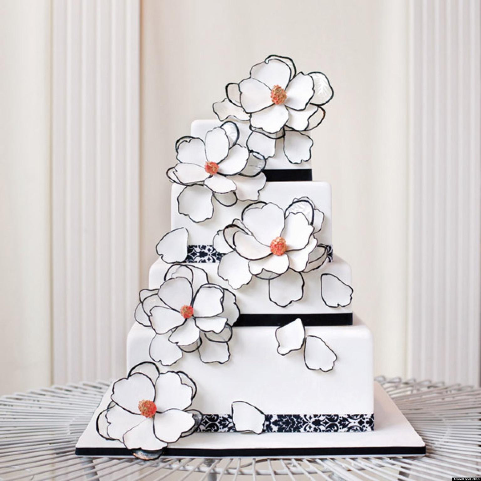 Average Cost Of A Wedding Cake For