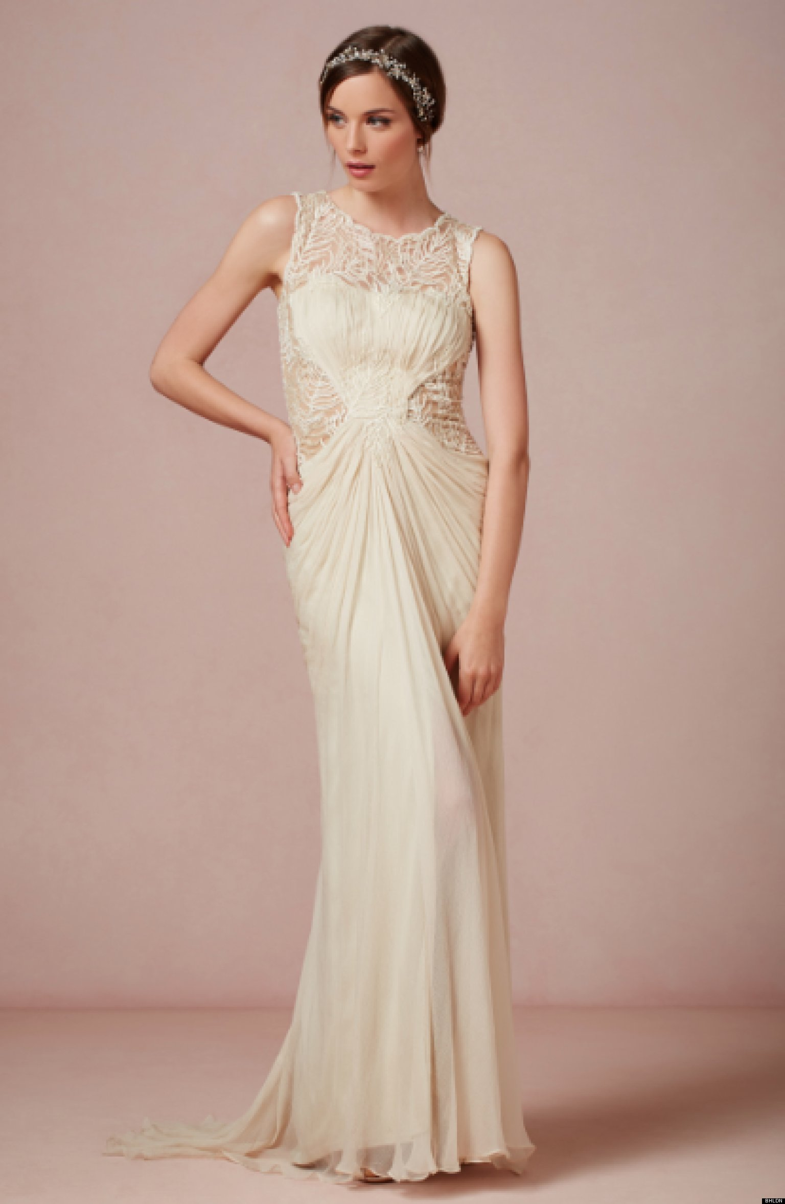Bhldn wedding dresses for fall 2013 revealed photos huffpost junglespirit Images