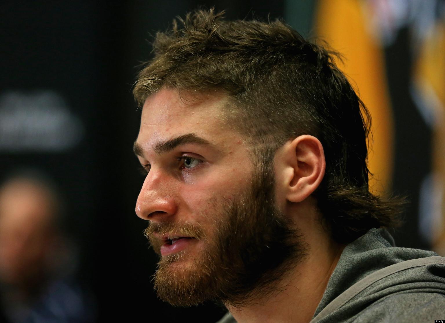 Hockey Playoff Beards Bruins Blackhawks Bring Facial