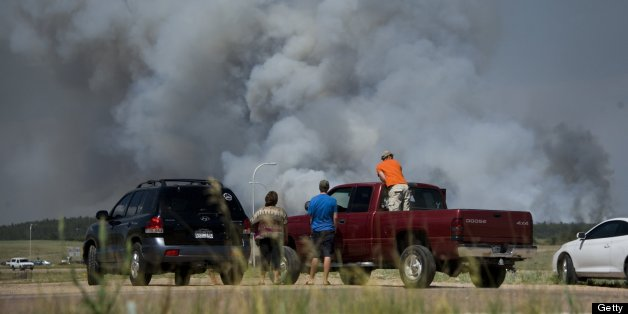 Fires In Colorado: Black Forest Fire, Royal Gorge Fire, Aurora Fence Fire Burn Several Structures
